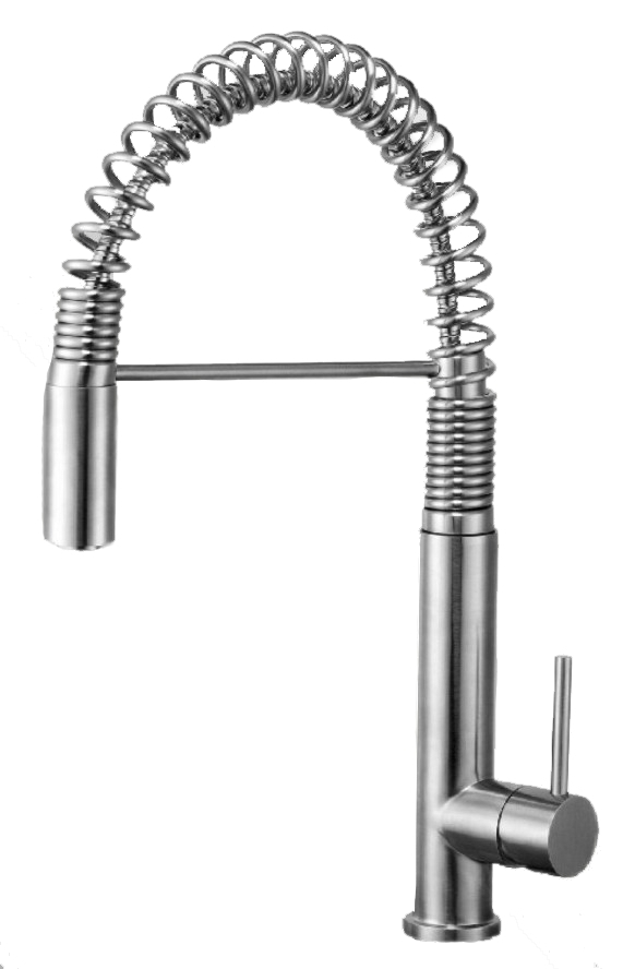 City Home Granite Depot - Stainless Steel Faucet